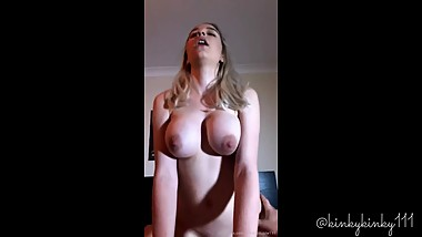 Amazing POV ride from live show - Samantha Flair
