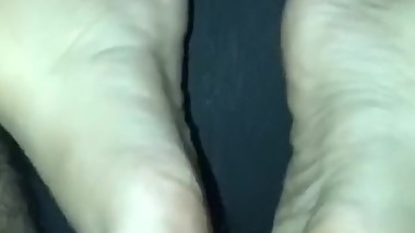Teen Foot Fetish