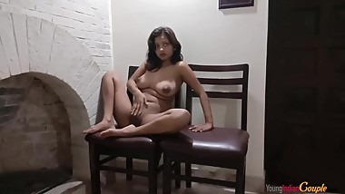 Indian Teen Masturbating Before Getting Fucked