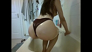 Shy Asian Teen Webcam Show