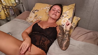 Step Sister Gets Creampied by Brother Virtual POV
