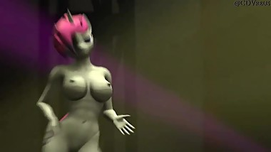 SFM MLP - Nightclub Dance 1