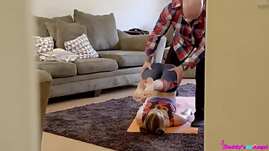 Yoga With Daddy