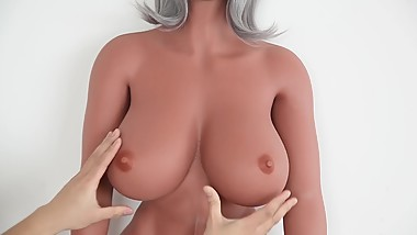 Realistic Love Doll Connie 5'2'' 158cm - SexDolls-USA.com