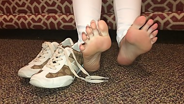 Soles Fetish Video