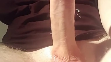 Uncut 18 year old quickie