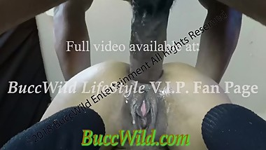 Becky BuccWild ANAL Ride and ANAL Cream Pie.....made him Cum two times