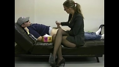 Pantyhose are for sluts compilation