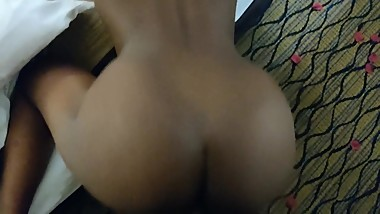 Ebony Doggystyle - POV