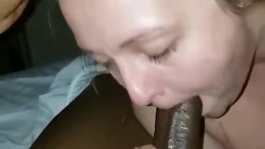 Nicole Loves Sucking this BBC