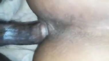 fucking stepsister creamy pussy till she cums on my cock big cum on asshole