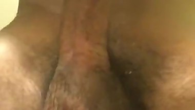 Teen BBC, Lots of Precum in the Bathroom