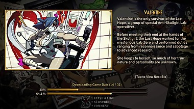 Skullgirls-gameplay walkthrough part 1