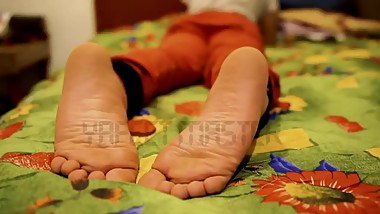 Teen boys feet 10
