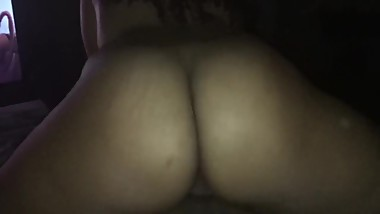 Latina Teen Loves To Ride Dick