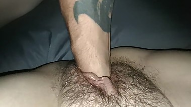 Getting stretched so good I can't help but cum pt.1